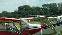 Biplanes, Triplanes, And Edwardian Era Aircraft At The Shuttleworth Sunset Air Display - YouTube2