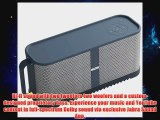 Jabra SOLEMATE MAX Wireless Bluetooth Stereo Speakers Retail Packaging Grey