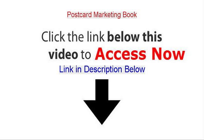 Postcard Marketing Book Review [Postcard Marketing Bookpostcard marketing book]