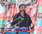 Zakir Najam ul Hassan notak majlis jalsa 2014 2015 Shabbirabad Adda Bhoon jhang