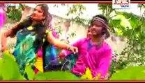 2014 दलबाला भउजी हो भरल बा पिचकारी - New Bhojpuri Hot Holi Song - Jitendra, Khushboo Uttam