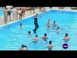 Amazing Incredible Walk on Water! Must Watch and Share this Video