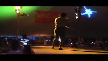 Robert Washington sings  I've Got My Mojo Working  at Elvis Week (video)