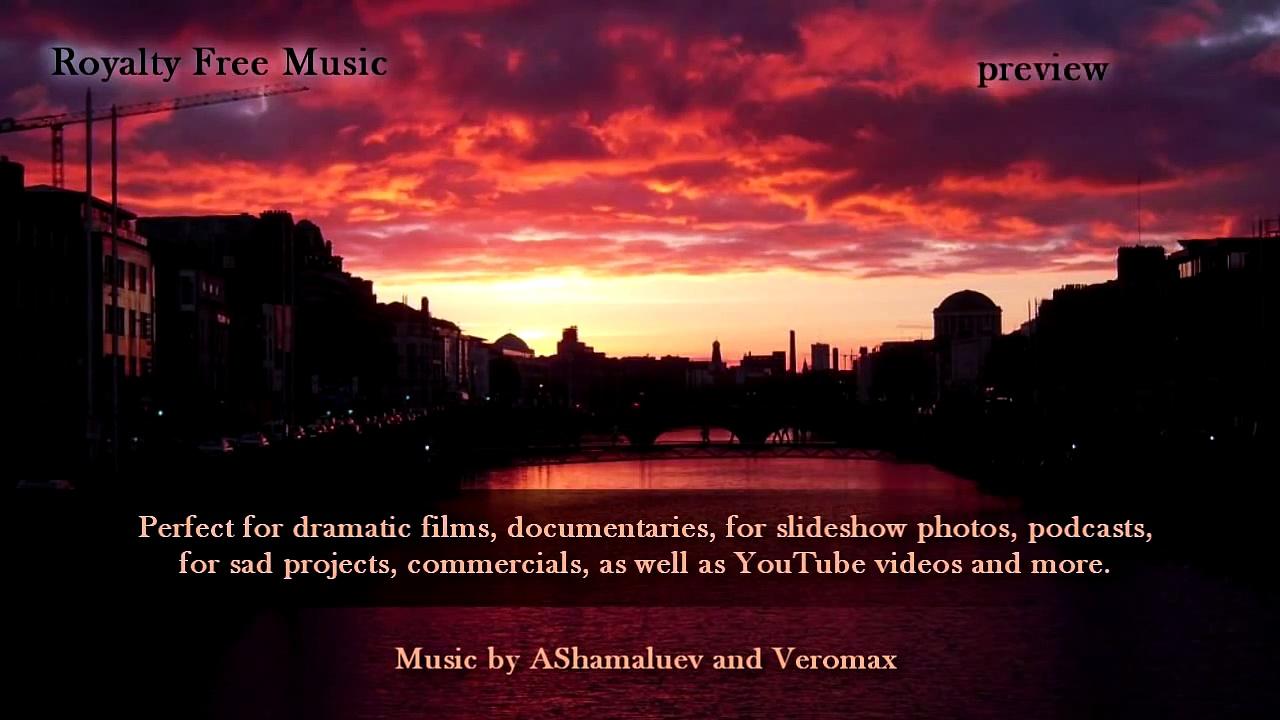 Drama – Dramatic & Sad Music | Cinematic Music | Production Music | Background Music | Royalty Free Music