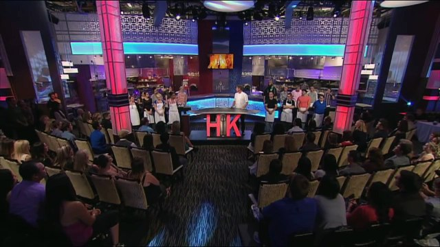 HELL'S KITCHEN   Judging The Signature Dish Challenge from  18 Chefs Compete    FOX BROADCASTING