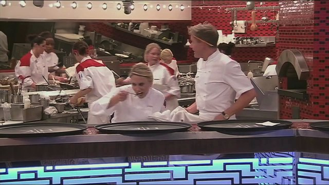 HELL'S KITCHEN   We Look Dumb from  18 Chefs Compete    FOX BROADCASTING