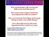 my out of control teen - myoutofcontrolteen.com