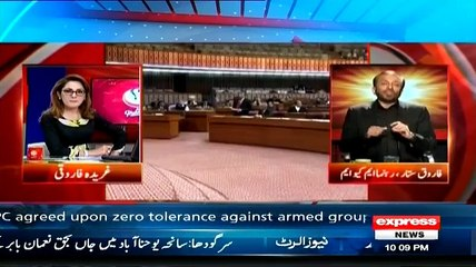 @ Q with Ahmed Qureshi - 21st March 2015