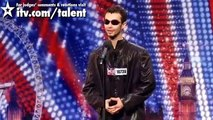 Razy Gogonea - dancer - Britains Got Talent Audition 2011