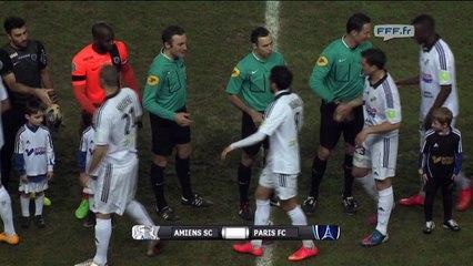 J25 Amiens SC 1-0 PFC 20/03/2015