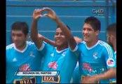 Sporting Cristal venció 2-0 a Melgar y alcanzó la punta del grupo A