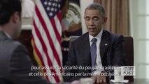 Barack Obama répond au Huffington Post