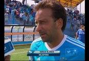 Sporting Cristal: ¿qué le dijo Sergio Blanco a Carlos Lobatón tras el gol?