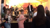 Little Havana Street Fair Part 1 of4  Gonzalo Porta Band, Top Ryde, Sydney  21 Mar 2015