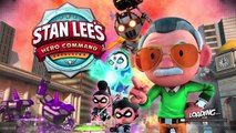 STAN LEES HERO COMMAND (iPhone Gameplay Video)