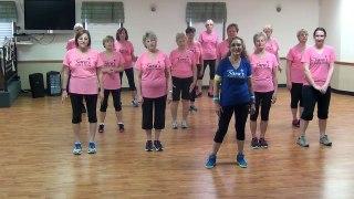 Zumba Sara s Dance Crew Yo No Te PIdo La Luna