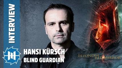 Interview with Blind Guardian Vocalist Hansi Kürsch (Audio Only)