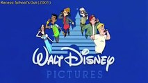 Walt Disney Pictures Intro Logo combined from first to last!