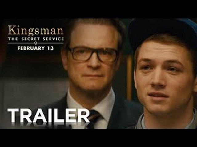 Kingsman: The Secret Service | Official Trailer 3 [HD]