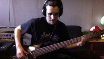 No More Mr Nice Guy - Alice Cooper (Bass Cover)
