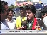 'Zardari', 'Shahbaz Sharif', 'Altaf Hussain' & 'Imran Khan' duplicates on Pakistan Day in Lahore