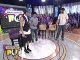 PBA Legends Bal,Marlou & Vince do 'Wiggle Dance' on GGV