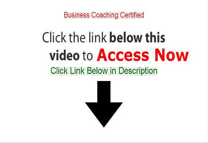 Business Coaching Certified Reviews (Video Review)