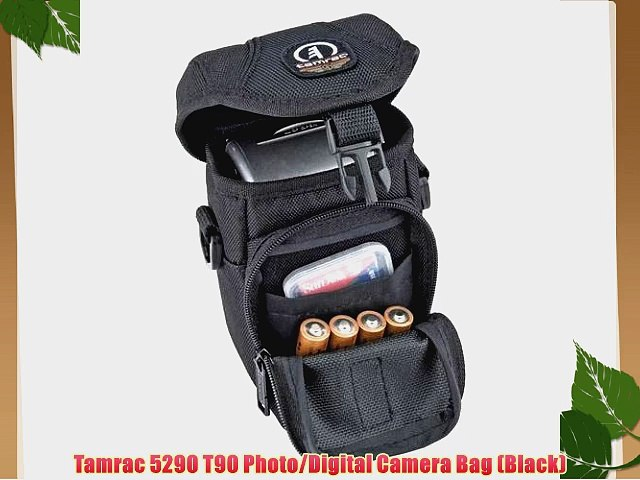 Tamrac 4620 Photo Messenger 2 Camera Bag Black