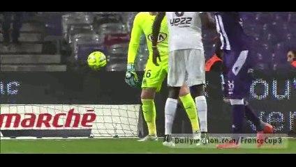 All Goals - Toulouse 2-1 Bordeaux - 21-03-2015