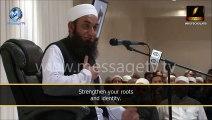 [ENG] Maulana Tariq Jameel begging us (Emotional) - YouTube