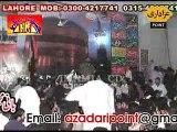 Zakir Sayed Najam ul Hassan Notak   30 March 2014 - Chungi Amar Sadhu Lahore