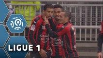 But Carlos EDUARDO (23ème) / Olympique Lyonnais - OGC Nice (1-2) - (OL - OGCN) / 2014-15