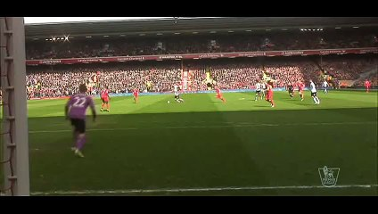 Goal Mata - Liverpool 0-1 Manchester United - 22-03-2015