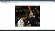 Steven Gerrard Red Card Ejected Ejection Stomping on Ander Herrera Man United My Thoughts Review