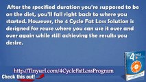 Cycle For Fat Loss - Does 4 Cycle Fat Loss Workout