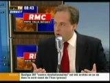 Débat RMC Pécresse UMP - Lagarde UDF 1