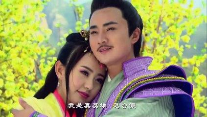 隋唐英雄5 第57集 Heros in Sui Tang Dynasties 5 Ep57
