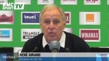 Football / Saint-Etienne - Lille : Gradel porte les Verts - 22/03