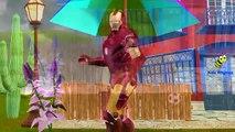 Ironman Cartoons for Children Rain Rain Go Away Children Nursery Rhymes for Preschool Babies