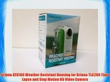 Brinno ATH100 Weather Resistant Housing for Brinno TLC200 Time Lapse and Stop Motion HD Video
