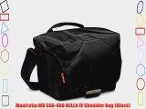 Manfrotto MB SSB-4BB BELLA IV Shoulder Bag (Black)