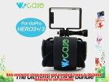 WoCase? Wrist Strap Mount and Standard Frame Set for GoPro HD HERO3  3 2 1 Cameras (Compatible