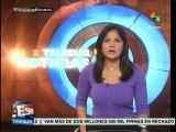 Encuestas colocan al partido de Cristina Fernández sobre contendientes