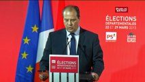 Jean-Christophe Cambadélis : « les électeurs socialistes n'ont pas laissé faire et ne laisseront pas faire »