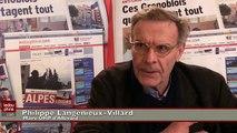 Philippe Langénieux-Villard, maire UMP d'Allevard, estime possible une nouvelle majorité pour l'Isère