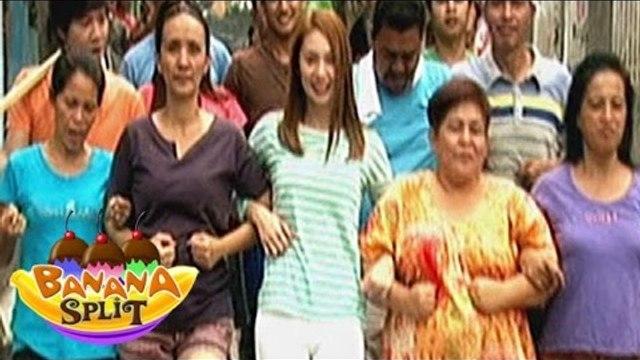 Banana Split spoofs ABS-CBN TV Plus