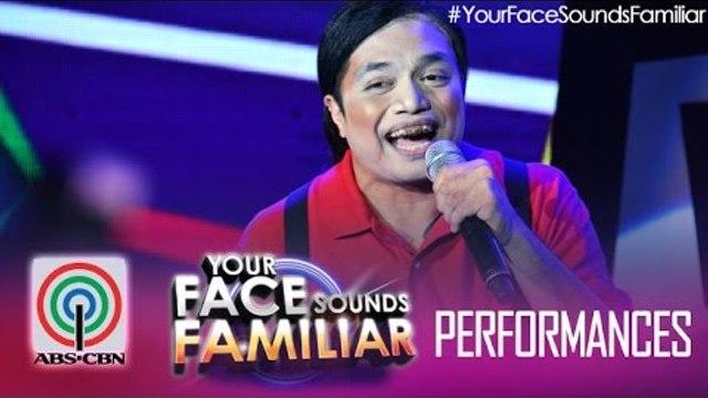"""Your Face Sounds Familiar: Nyoy Volante as Yoyoy Villame - """"Butsekik"""""""