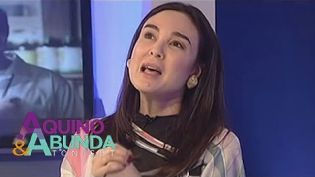 Gretchen Barretto gets emotional for 'The Trial' success