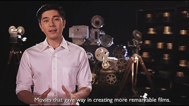 Paulo Avelino invites us to support ABS CBN Film Restoration