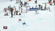 L'épreuve Option ski alpin pour le bac 2015 aux Menuires